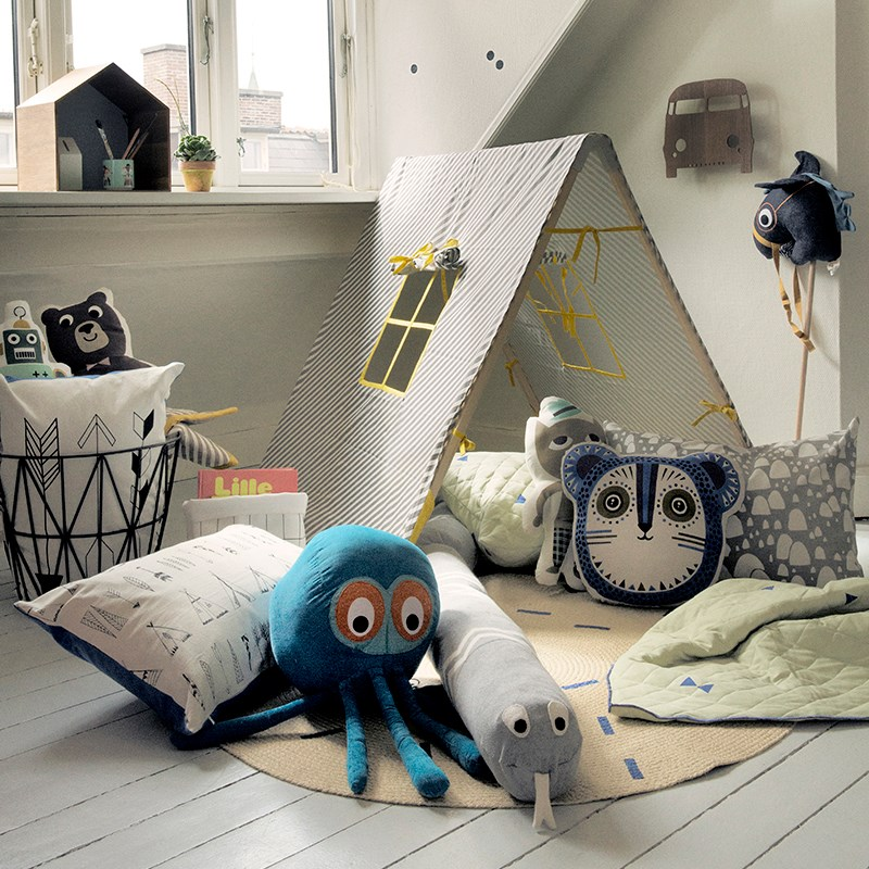 Children's bedroom offerings from Ferm Living