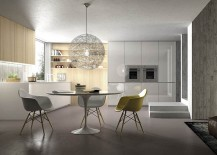 Innovative Contemporary Italian Kitchens Charm With Timeless Design
