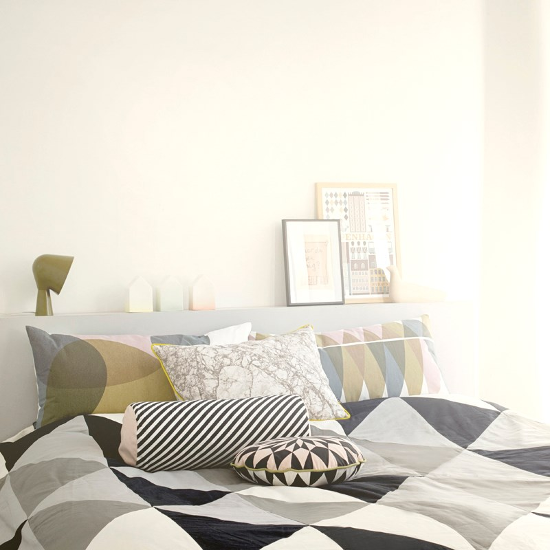 Cushions and bedding from Ferm Living
