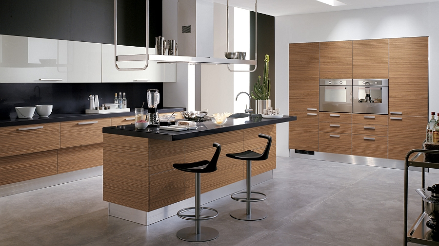 12 trendy kitchen compositions with sophisticated all for Trendy kitchen designs