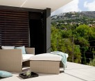 Eco-friendly and sustainable outdoor decor collection from Tribu