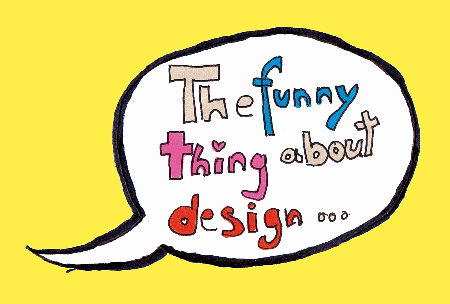 Explore the funny side of design at the Vienna Design Week 2014