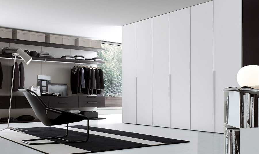 modern bedroom closets 12 walk in closet inspirations to give your bedroom a 12459