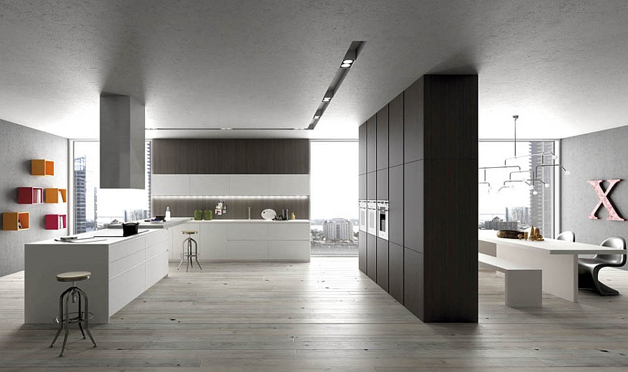 Give your kitchen a sleek, minimalist appeal