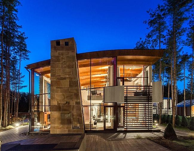 Luxurious Private Villa in Tallinn