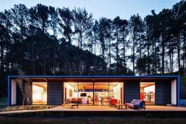 Modern Modular Summer Retreat In Brazil Invites Nature Indoors!