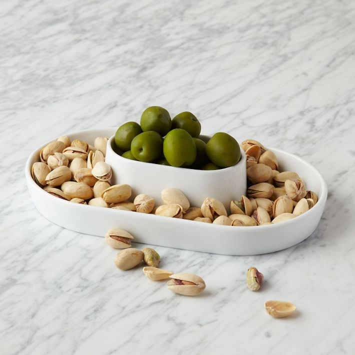 Olive dish from West Elm