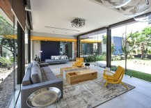 Serene Sao Paulo Residence Offers An Enchanting Escape With Scenic Backdrop!