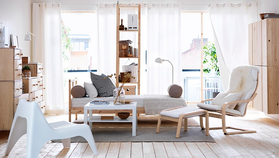 Slaapkamer Hemnes : IKEA Living Room Furniture