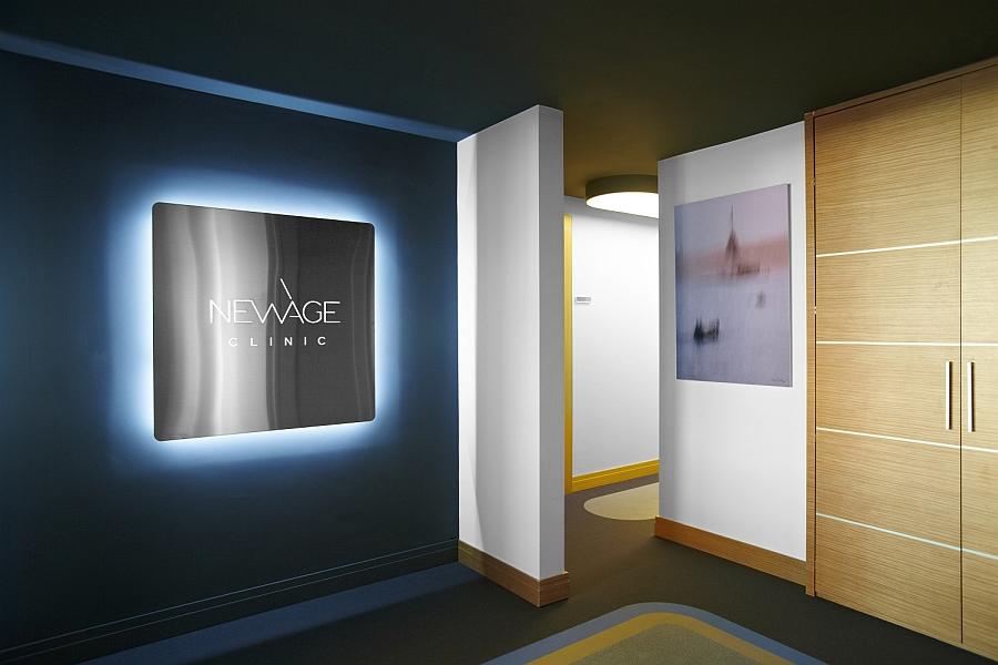 Medical clinic interior design