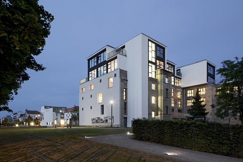 Start-up campus in Berlin hosted by Google