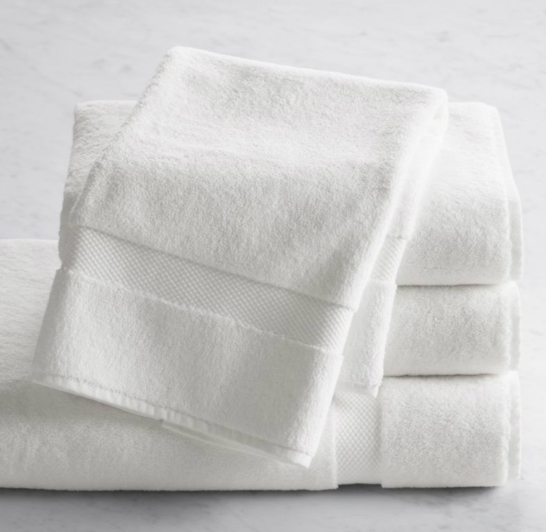 Spa Quality Fresh Clean Towels At Home Easy Affordable