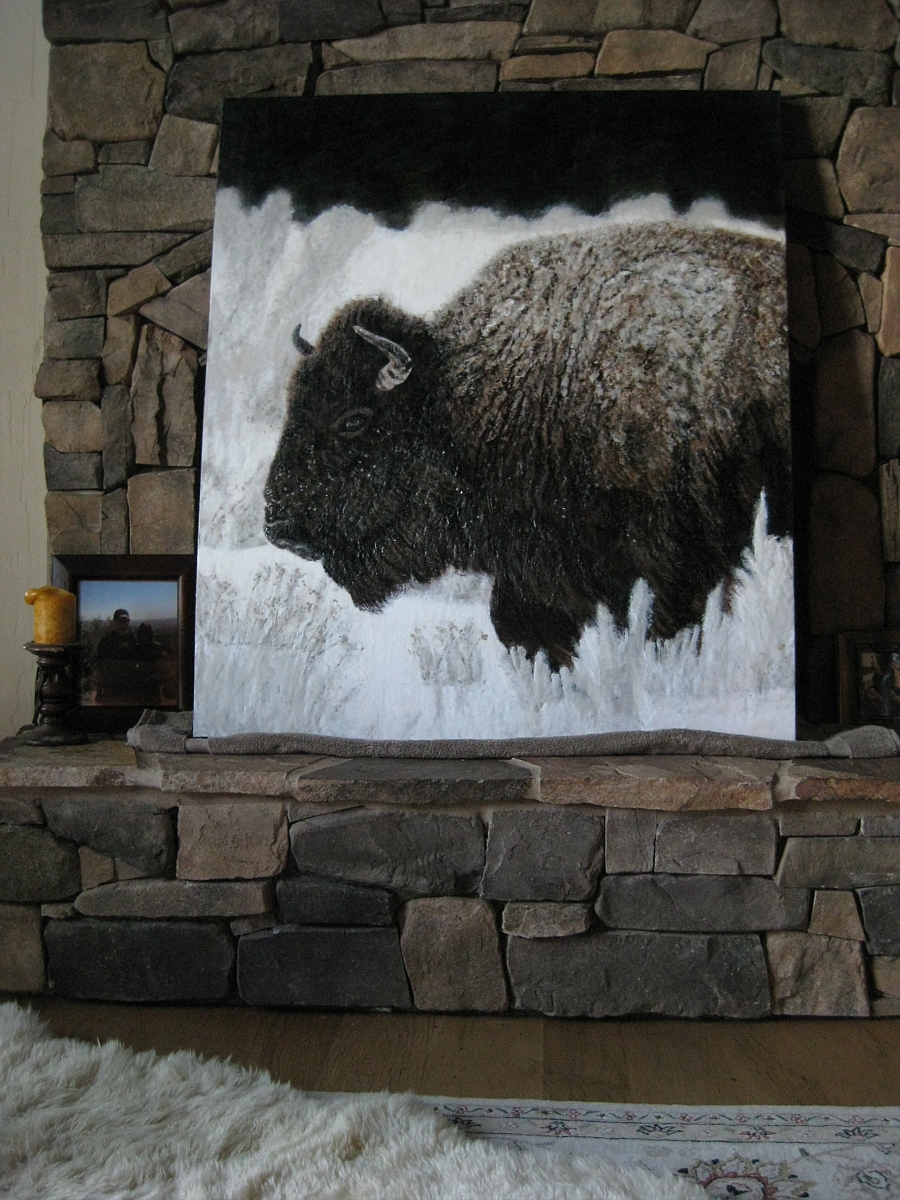 Add original style to your interior with amazing artwork from Theresa Stirling