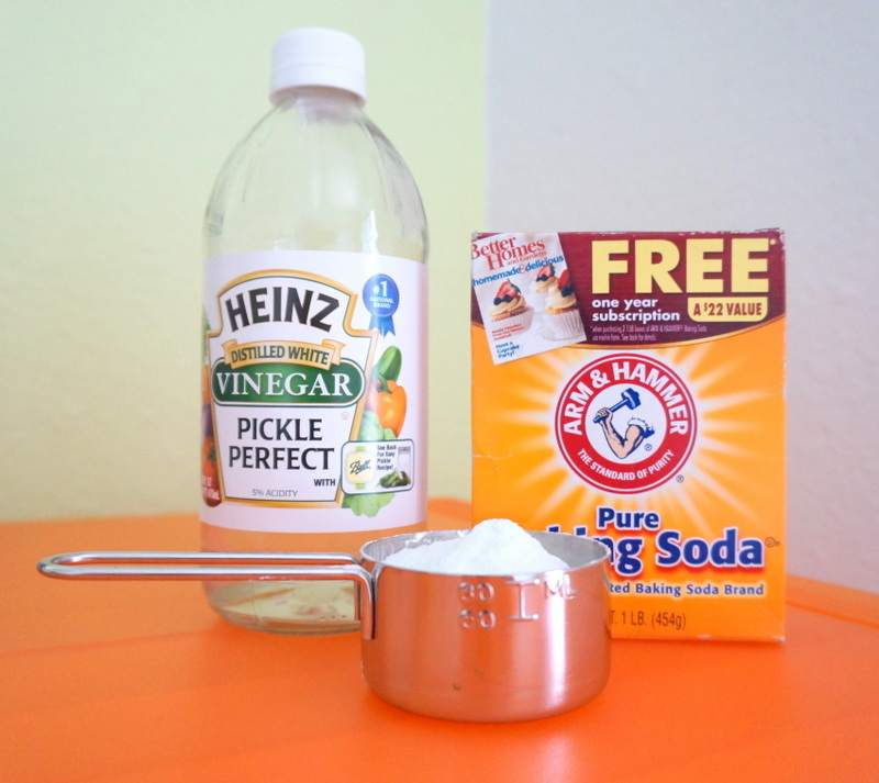 Vinegar Dish Rags: How To Clean Sheets With Baking Soda And Vinegar