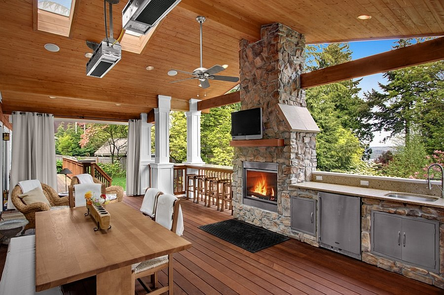 Designing the perfect outdoor kitchen for Kitchen designs outside