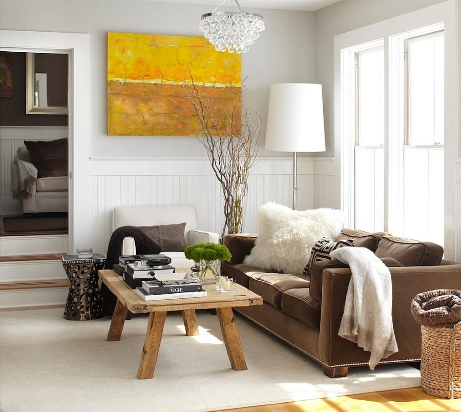 Perfect 30 Rustic Living Room Ideas For A Cozy, Organic Home