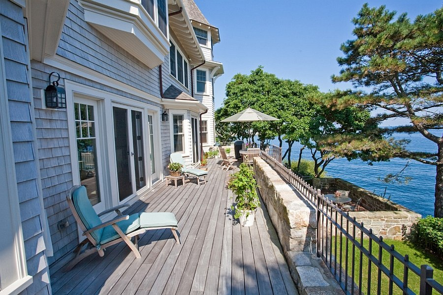 10 Amazing Porches With A Stunning Ocean View