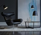 Contemporary floor and pendant lamp series fro Le Klint - Cache