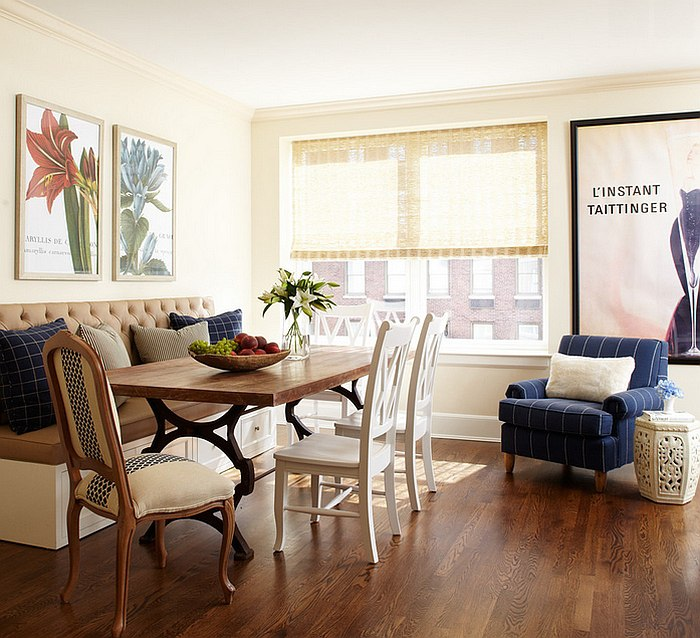 Dining Room Corner Decorating Ideas, Space-Saving Solutions