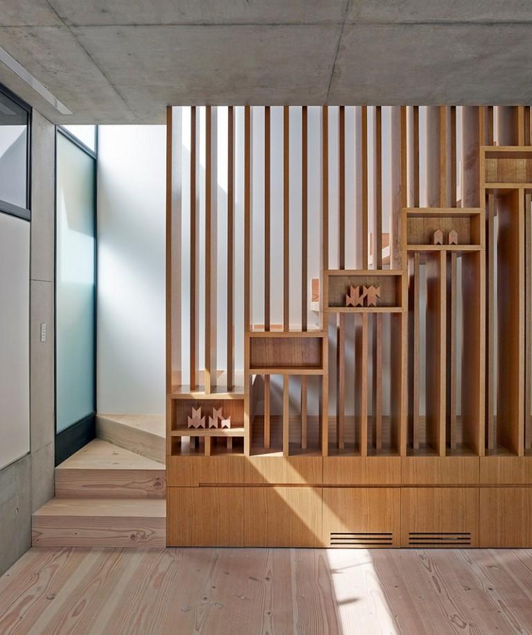 interior stair railing design