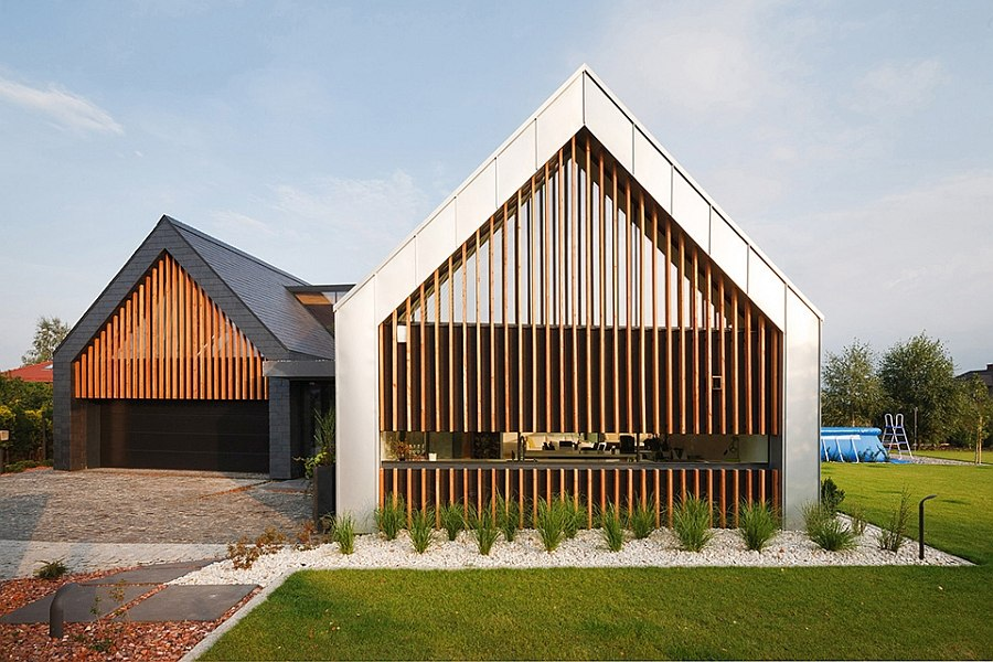 Barnes House Two Barns House Inspiring Contemporary Home In Poland