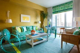 9 Exciting Ways to Use Yellow In Your Living Room