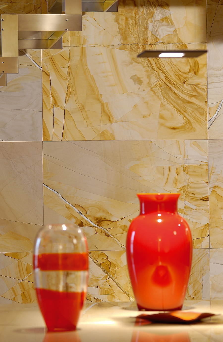 Enhance your living room with the charm of gorgeous natural stone