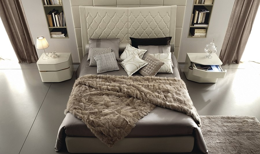 Exclusive Grace Bedroom Collection oozes chic luxury