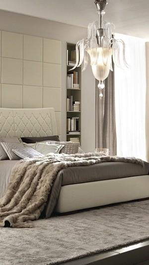 Exquisite and luxurious Grace bedroom furniture range from Alf