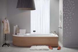 25 Gorgeous Feminine Bathrooms That Promise A Refreshing Dip
