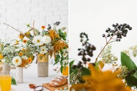 Fall table ideas from Design Love Fest