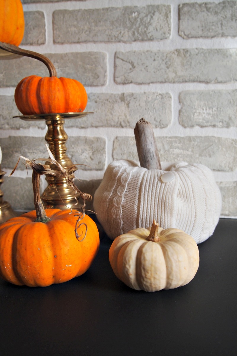 Fun DIY pumpkin decorating project for Halloween