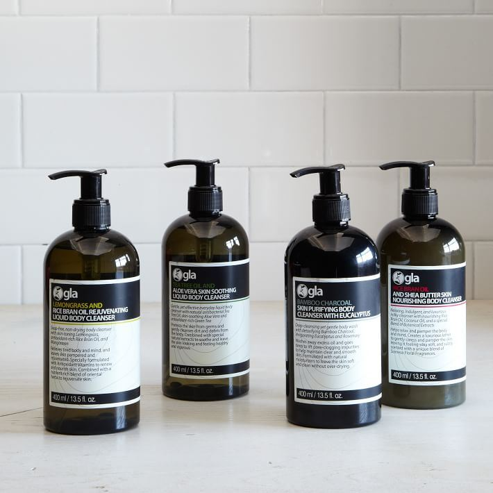 Gla Bath products from West Elm