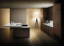 Slide & Checkers: Inspired Luxury Kitchens With Revolutionary Design