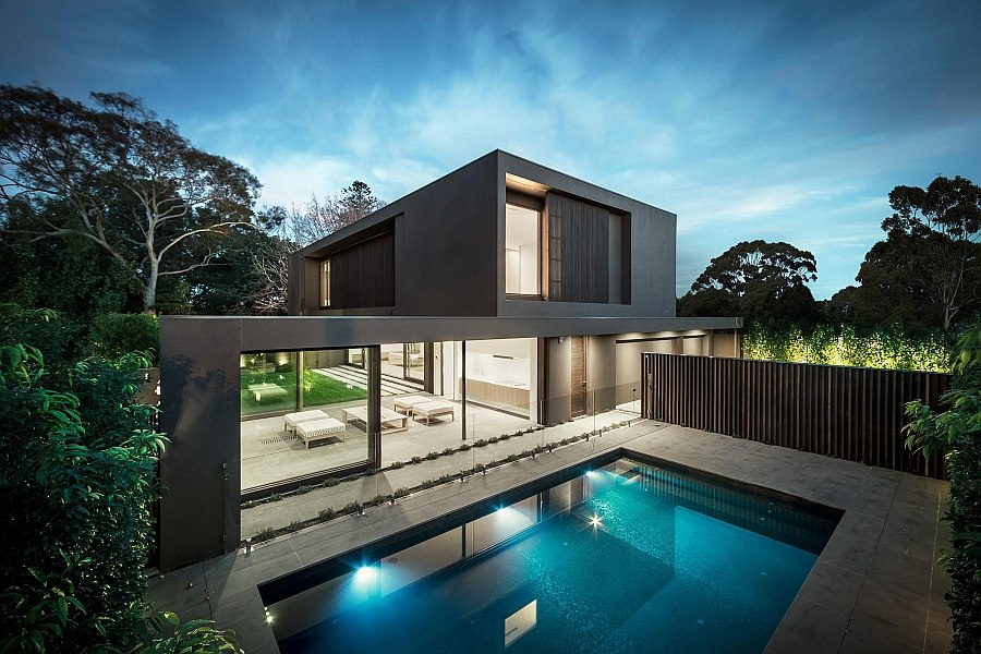 Exquisite Melbourne Residence Is A Minimalist's Delight!
