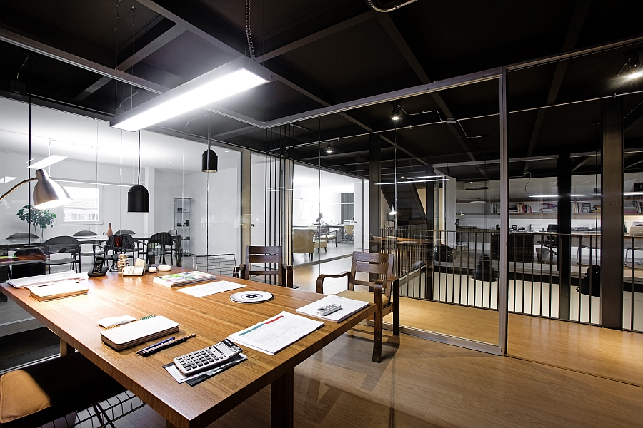 Genial View In Gallery Gorgeous Production Studio And Office Space With Indutrial  Style