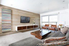 Contemporary Aspen Condo Gets A Chic Makeover