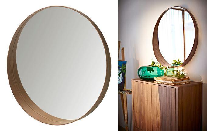 Ikea's STOCKHOLM mirror
