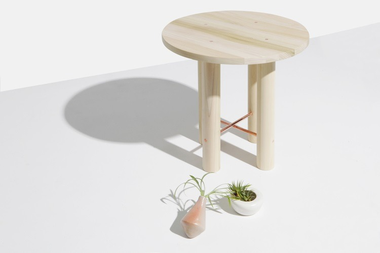Ladies & Gentlemen Studio's Ovis Side Table