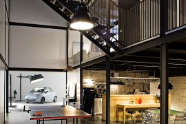 Old Warehouses Make Stunning Office Spaces!