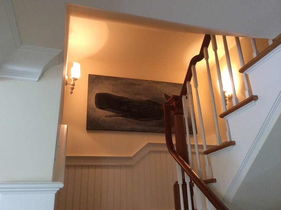 Lighting plays an important role in elevating art work