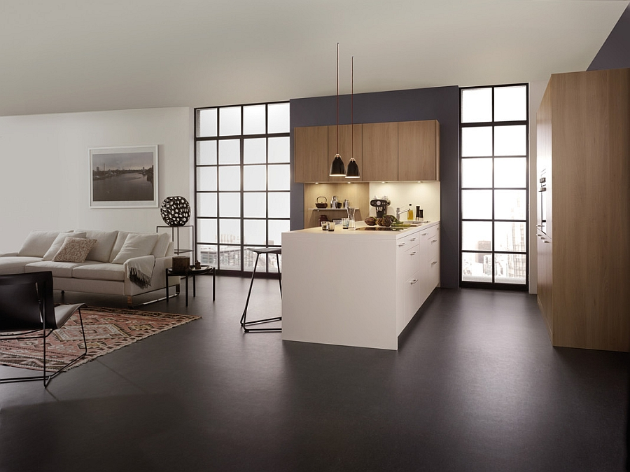 Minimal and practical kitchen design for the modern home