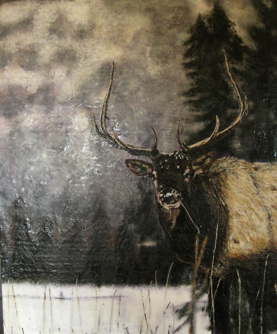Nature inspired work of Theresa Stirling has a nostalgic appeal