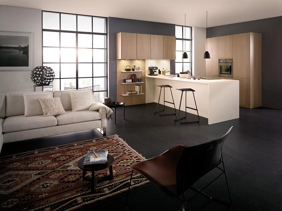 Pinta Orlando Kitchen Range from Leicht
