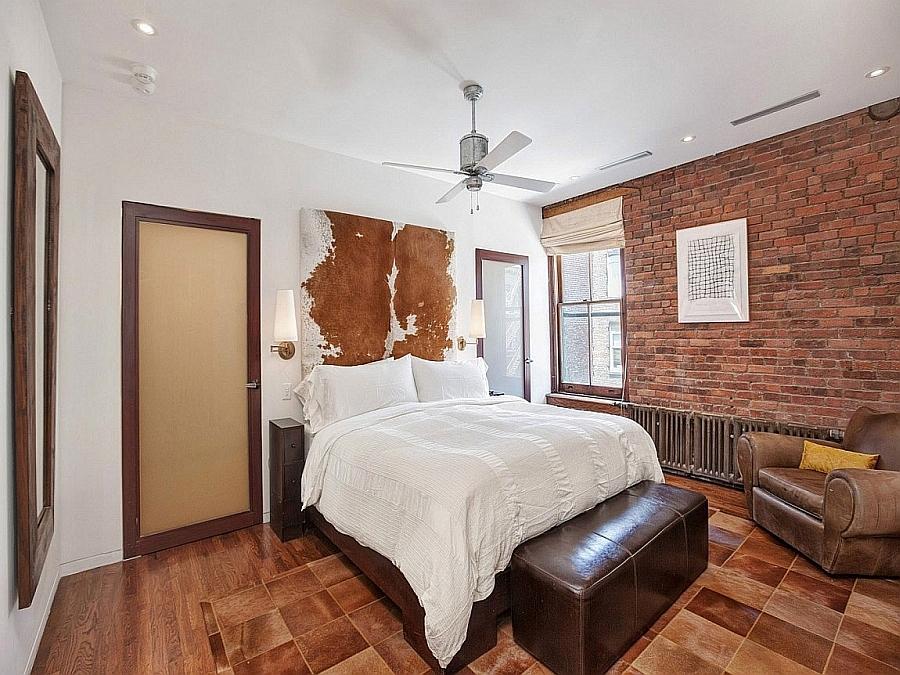 Small, elegant bedroom design idea for the modern home