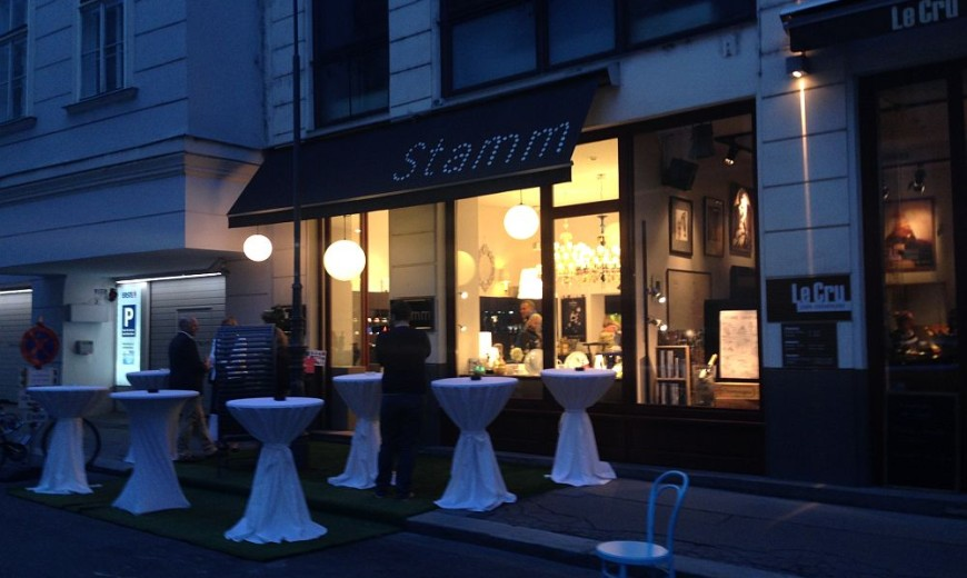 Stamm Concept Store in Vienna Debuts BD Barcelona Designs Exhibition