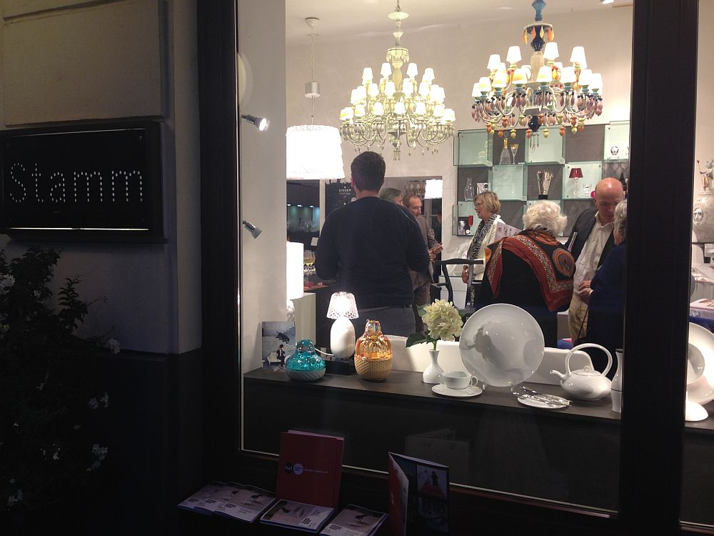 Stamm Concept Store Vienna Stamm Concept Store in Vienna Debuts BD Barcelona Designs Exhibition