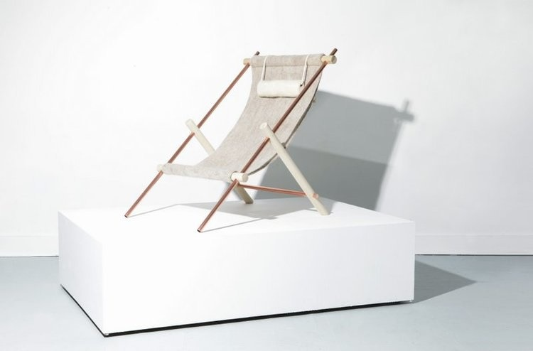 The Ovis Lounge Chair from Ladies Gentlemen Studio Three Innovative Modern Furniture Collections