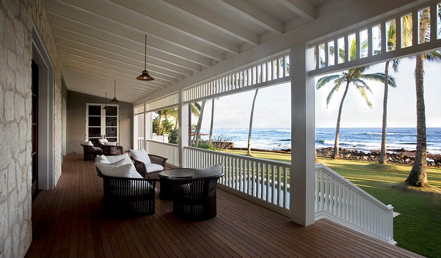 Tropical magic of Hawaii at your doorstep! [Design: Sutton Suzuki Architects]