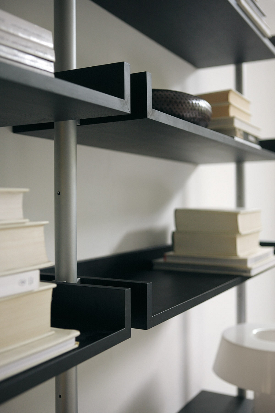 Turn your home library display into a sleek showstopper!